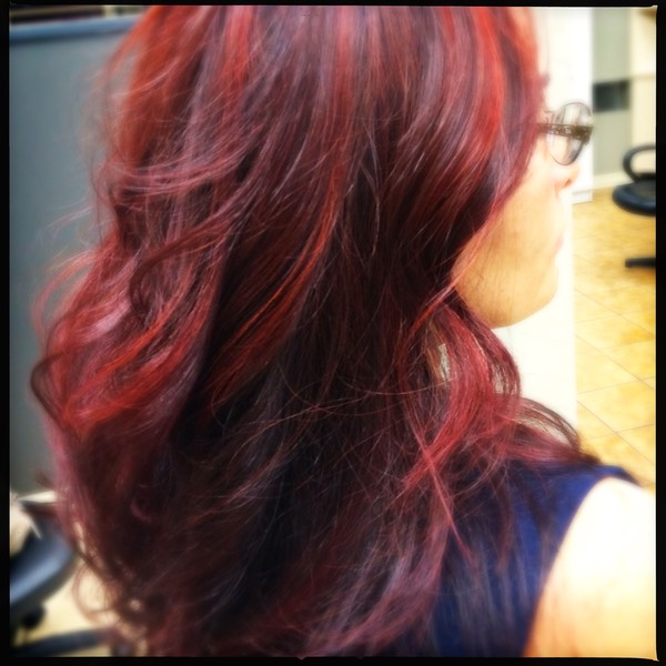 Hair Painting Colour Wand Martin Rodriguez